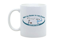 Going To The Cape Coffee Mug